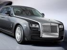 Xe siêu sang Rolls Royce Ghost bị triệu hồi vì lỗi túi khí