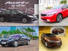 5 xe hot ra mắt thị trường Việt tháng 5/2016