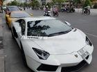 Lamborghini Aventador chính hãng lần đầu dạo phố tại Việt Nam