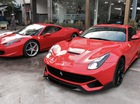 """Cường """"Đô-la"""" độ lại siêu xe Ferrari F12 Berlinetta """"hàng độc"""""""
