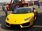 Lamborghini Huracan LP580-2 thứ 2 bất ngờ cập bến Việt Nam