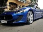 """Maserati Granturismo MC Stradale từng thuộc sở hữu của Minh """"Nhựa"""" tái xuất trên phố Sài thành"""