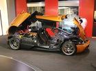 """Pagani Huayra 78 tỷ Đồng của Minh """"Nhựa"""" là siêu xe mới toanh"""