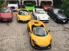 Điểm lại gara siêu xe trị giá 100 tỷ Đồng của gia đình Phan Thành