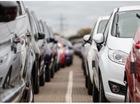 Hà Nội: Phí đăng ký ô tô dưới 9 chỗ tăng lên 20 triệu