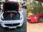 Bắt gặp Ferrari California của đại gia Trung Nguyên tại Tây Nguyên