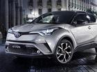 Chốt giá Toyota C-HR - đối thủ Mazda CX-3 và Honda HR-V