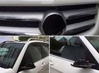 """Thêm xe Mercedes-Benz bị """"vặt sạch"""" gương và logo tại Hà Nội"""