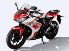 """Mô tô thể thao Yamaha YZF-R3 bị """"nhái"""" trắng trợn"""