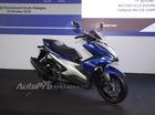 Chi tiết mẫu tay ga Yamaha NVX 155 thay thế dòng Nouvo