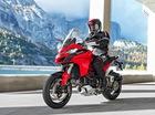 Rò rỉ thông tin về tân binh Ducati Multistrada 1260 2018