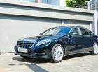 Chi tiết xe siêu sang Mercedes-Maybach S400 4Matic nhưng giá chỉ bằng xe sang