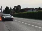 Siêu xe F12tdf hỏng bộ ly hợp và bốc cháy, Ferrari cử người đến sửa ngay trong đêm
