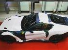 """Sau Pagani Huayra BC """"hàng thửa"""", """"thánh cuồng"""" màu xanh tậu thêm chiếc Ferrari F12tdf"""