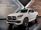 Chưa ra mắt, xe bán tải hạng sang Mercedes-Benz X-Class 2018 đã đắt khách