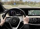 """Nội thất """"sang chảnh"""" của Mercedes-Benz S-Class 2018 gián tiếp được hé lộ"""