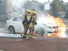 Hàng chục xe cháy bất thường, khách hàng tức giận vì BMW không chịu triệu hồi