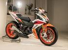 """Honda Winner 150 độ theo phong cách mô tô đua tại Việt Nam được lên """"báo Tây"""""""
