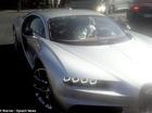 """""""Mr. Chọc ngoáy"""" Jeremy Clarkson lái siêu xe Bugatti Chiron đưa bạn gái đi chơi"""