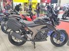 Cận cảnh phiên bản Touring của Suzuki GSX-S150 mới ra mắt Việt Nam