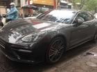 Bắt gặp Porsche Panamera Turbo 2017 giá hơn 12 tỷ Đồng trên đường Hà Nội