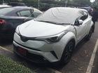 Crossover cỡ nhỏ Toyota C-HR xuất hiện trần trụi tại Thái Lan