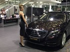 Ngọc Trinh bất ngờ mua Mercedes-Maybach
