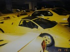 """Chiêm ngưỡng những hình ảnh hiếm về bộ sưu tập xe """"khủng"""" của Quốc vương Brunei"""