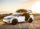Tesla Model X vừa về Việt Nam có phiên bản nâng cấp ở nước ngoài