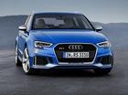 Chi tiết xe hiệu suất cao Audi RS3 Sportback 2017
