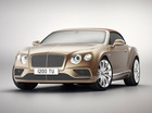 Bentley giới thiệu Continental GT Convertible Timeless Series mới