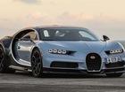 Siêu xe Bugatti Chiron tiêu thụ lượng xăng trung bình 21,38 lít/100 km