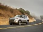 SUV cỡ nhỏ toàn cầu Jeep Compass 2017 được chốt giá