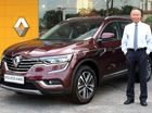 Crossover cỡ nhỏ Renault Koleos 2017 có thêm bản 4WD ở Đông Nam Á