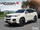 """Toyota Fortuner 2017 """"thay da đổi thịt"""" với bộ body kit đến từ Thái Lan"""