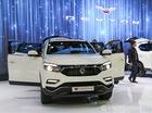 SUV cỡ trung SsangYong Rexton 2018 chính thức trình làng