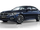 """BMW 5-Series trục cơ sở dài """"hiện nguyên hình"""", giá từ 1,47 tỷ Đồng"""