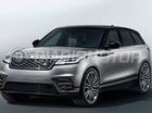 Range Rover Velar lộ diện thêm trước ngày ra mắt