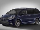 Toyota Sienna 2018 - Xe gia đình tiện nghi và thực dụng