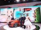 """Trực tiếp: Không phải CR-V, Jazz mới là """"nhân tố bí ẩn"""" của gian hàng Honda tại triển lãm năm nay"""