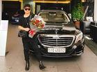 Nhà thiết kế Đỗ Mạnh Cường tậu xe sang Mercedes-Benz S400L tiền tỷ