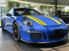 Diện kiến 1 trong 2 chiếc Porsche 911 R sơn màu xanh dương Maritime Blue trên thế giới