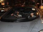 Quách Phú Thành lái siêu xe McLaren 675LT đưa vợ bầu đi ăn tối