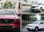 Mazda giảm giá kịch sàn, Honda, Nissan không ngừng khuyến mãi