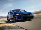 Subaru giới thiệu cặp đôi xe hiệu suất cao WRX và WRX STI 2018