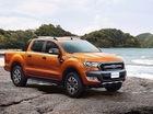 Triệu hồi gần 15.000 xe Ford Ranger để thay khóa ghế sau