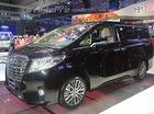 """Chi tiết """"chuyên cơ mặt đất"""" Toyota Alphard phân phối chính hãng 3,533 tỷ Đồng"""