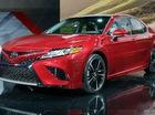 Toyota Camry 2018: Lột xác về thiết kế từ trong ra ngoài, thêm động cơ mới