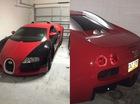 """Bản sao Bugatti Veyron có giá bán """"khóc thét"""""""