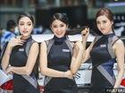 """""""Mãn nhãn"""" với dàn người mẫu xinh đẹp trong triển lãm Bangkok 2017"""